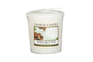 Shea Butter, Votivljus samplers, Yankee Candle