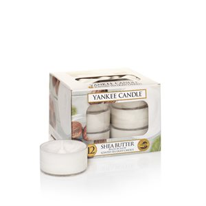Shea Butter, Värmeljus, Yankee Candle