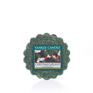 Christmas Garland, Vaxkaka, Yankee Candle