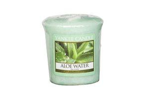 Aloe Water, Votivljus samplers, Yankee Candle