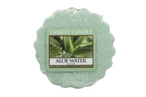 Aloe Water, Vaxkaka, Yankee Candle