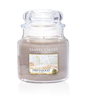 Driftwood, Medium Jar, Yankee Candle