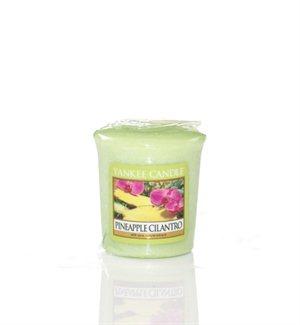 Pineapple Cilantro, Votivljus samplers, Yankee Candle