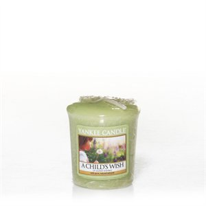 A Childs Wish, Votivljus samplers, Yankee Candle