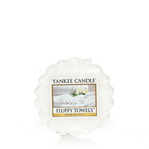 Fluffy Towels, Vaxkaka, Yankee Candle