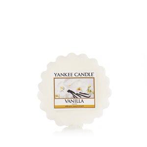 Vanilla, Vaxkaka, Yankee Candle