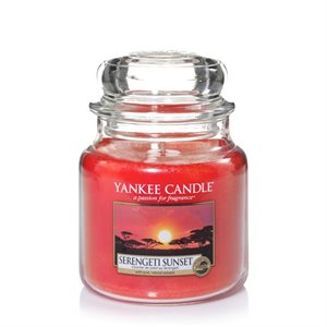 Serengeti Sunset, Medium jar, Yankee Candle