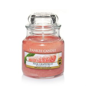 Pink Grapefruit, Small jar, Yankee Candle