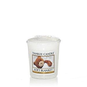 Soft Blanket, Votivljus samplers, Yankee Candle