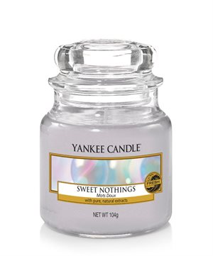 Sweet Nothings, Small Jar, Yankee Candle