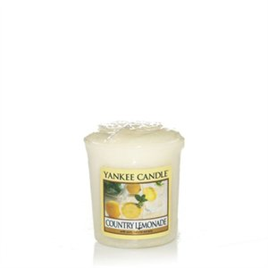 Country Lemonade,  Votivljus samplers, Yankee Candle