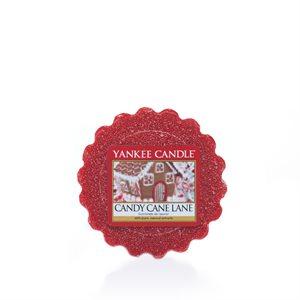 Candy Cane Lane, Vaxkaka, Yankee Candle