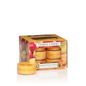 Mango Peach Salsa, Värmeljus, Yankee Candle