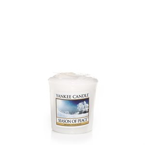 Season of Peace, Votivljus samplers Yankee Candle