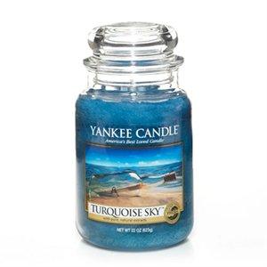 Turquoise Sky, Large Jar, Yankee Candle