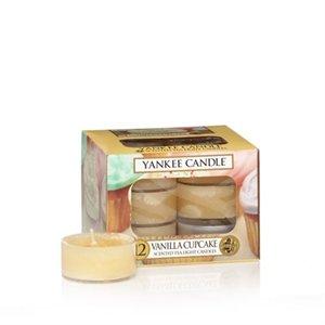 Vanilla Cupcake, Värmeljus, Yankee Candle