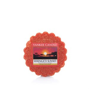 Serengeti Sunset, Vaxkaka, Yankee Candle