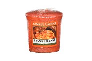 Frankincense, Votivljus samplers, Yankee Candle