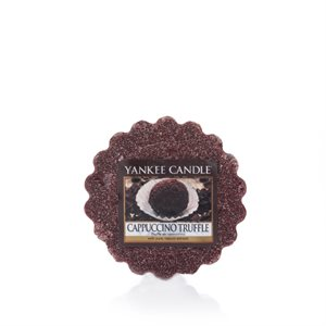 Cappuccino Truffle, Vaxkaka, Yankee Candle