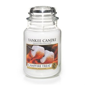 Fireside Treats, Large Jar, Yankee Candle