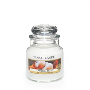 Fireside Treats, Small jar, Yankee Candle