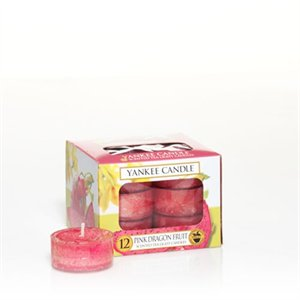 Pink Dragon Fruit, Värmeljus, Yankee Candle