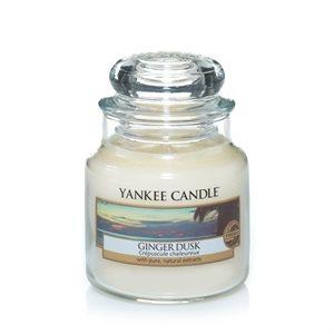 Ginger Dusk, Small Jar, Yankee Candle
