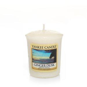 Ginger Dusk, Votivljus samplers, Yankee Candle