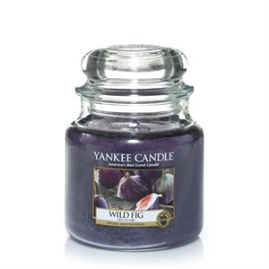 Wild Fig, Medium Jar, Yankee Candle