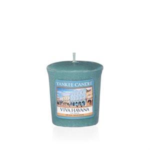 Viva Havana, Votivljus / Samplers, Yankee Candle