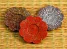 Rökelsehållare, Blomma i sten