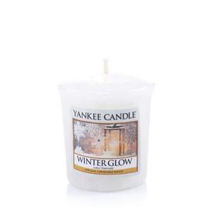 Winter Glow, Votivljus / Samplers, Yankee Candle