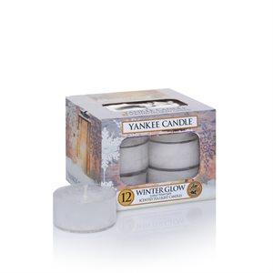 Winter Glow Värmeljus, Yankee Candle