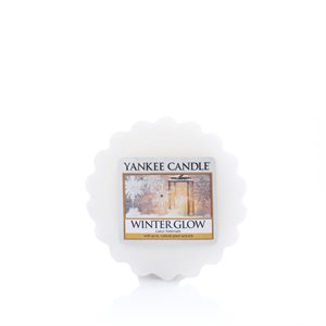 Winter Glow, Vaxkaka, Yankee Candle