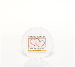 Snow In Love, Vaxkaka, Yankee Candle