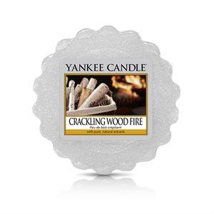 Crackling Wood Fire, Vaxkaka, Yankee Candle