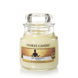 My Serenity, Small Jar, Yankee Candle