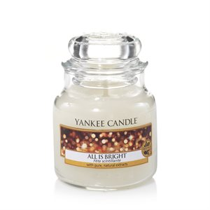 All is Bright, Small Jar, Yankee Candle