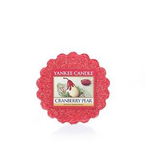 Cranberry Pear, Vaxkaka, Yankee Candle