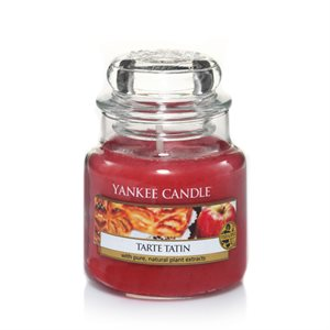 Tarte Tatin Small jar, Yankee Candle