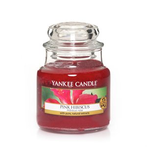 Pink Hibiscus, Small Jar, Yankee Candle