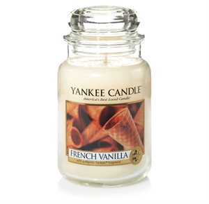 French Vanilla, Large Jar, Yankee Candle
