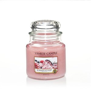 Summer Scoop, Medium jar, Yankee Candle