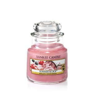 Summer Scoop, Small jar, Yankee Candle