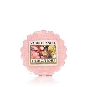 Fresh Cut Roses, Vaxkaka, Yankee Candle