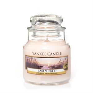 Lake Sunset, Small Jar, Yankee Candle