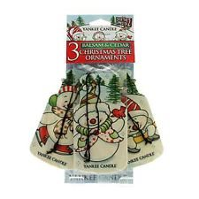 3 Car Jar Balsam & Ceder Novel, Bildoft 3-pack, Yankee Candle