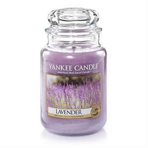 Lavender, Large Jar, Yankee Candle
