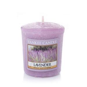 Lavender, Votivljus samplers, Yankee Candle