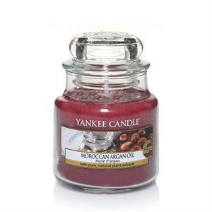 Moroccan Argan Oil, Small Jar, Yankee Candle